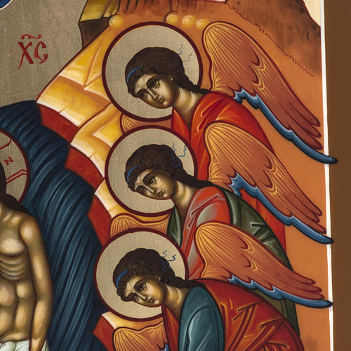Icona Battesimo di Gesù 3