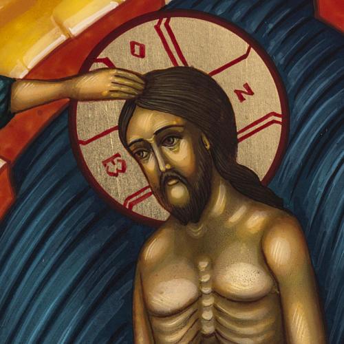 Icona Battesimo di Gesù 5