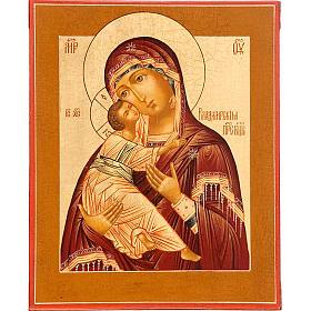 Icona Madre di Dio Vladimir Russia s1