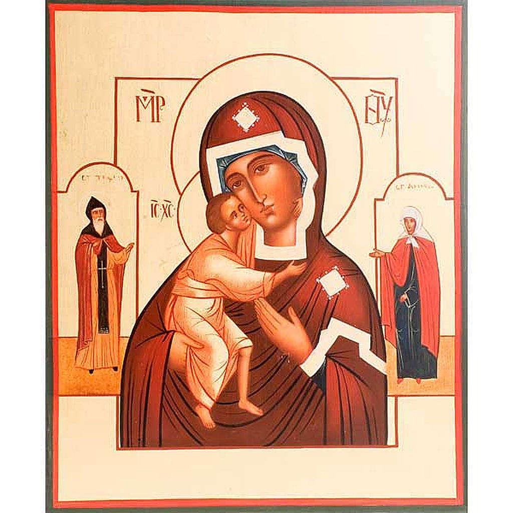 Icona Madre di Dio di Fiodor 4