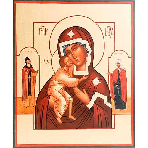Icona Madre di Dio di Fiodor 1