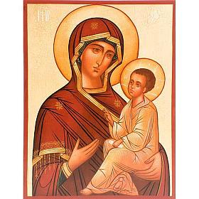 Icona Madre di Dio Odigitria s1