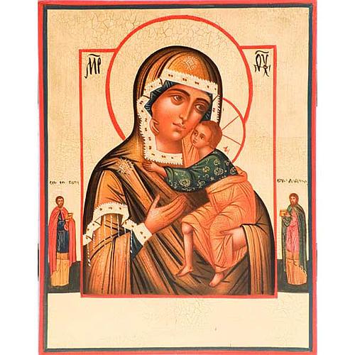 Ikona Tołgska Matka Boża 1