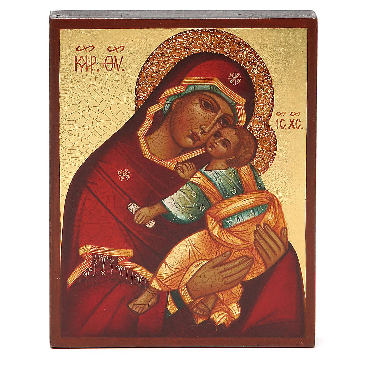 Mother of God of Tenderness icon 4