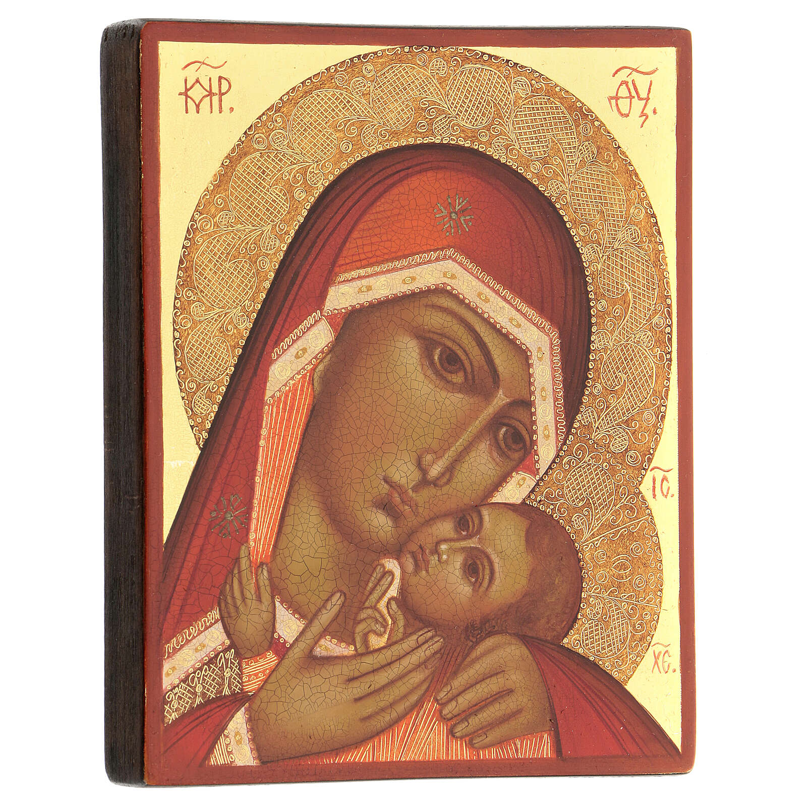 Mother of God of Korsun 14x10 cm 4