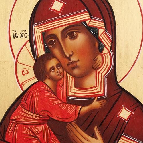 Ícono Madre de Dios de Fiodoor Rusia 2