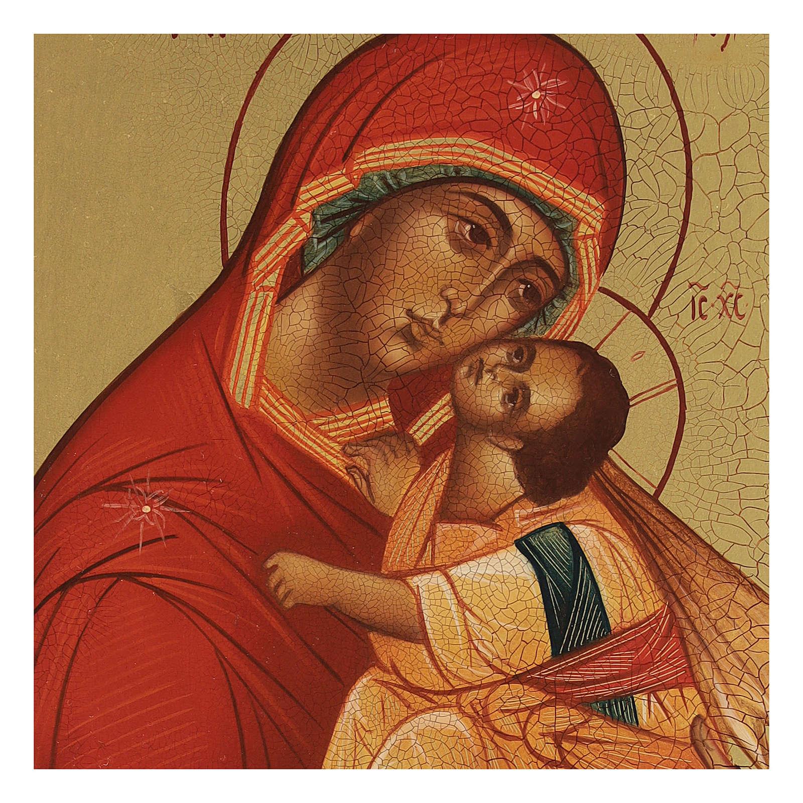 Madre de Dios 'más honorable' 14x10 cm 4