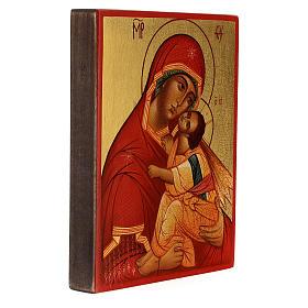 Madre de Dios 'más honorable' 14x10 cm s3