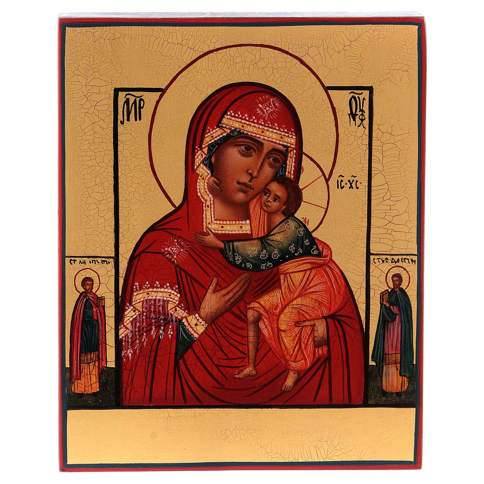 Mother of God of Tolga 4