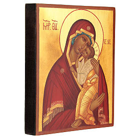 Mother of God Jarostav 14x10 cm s3