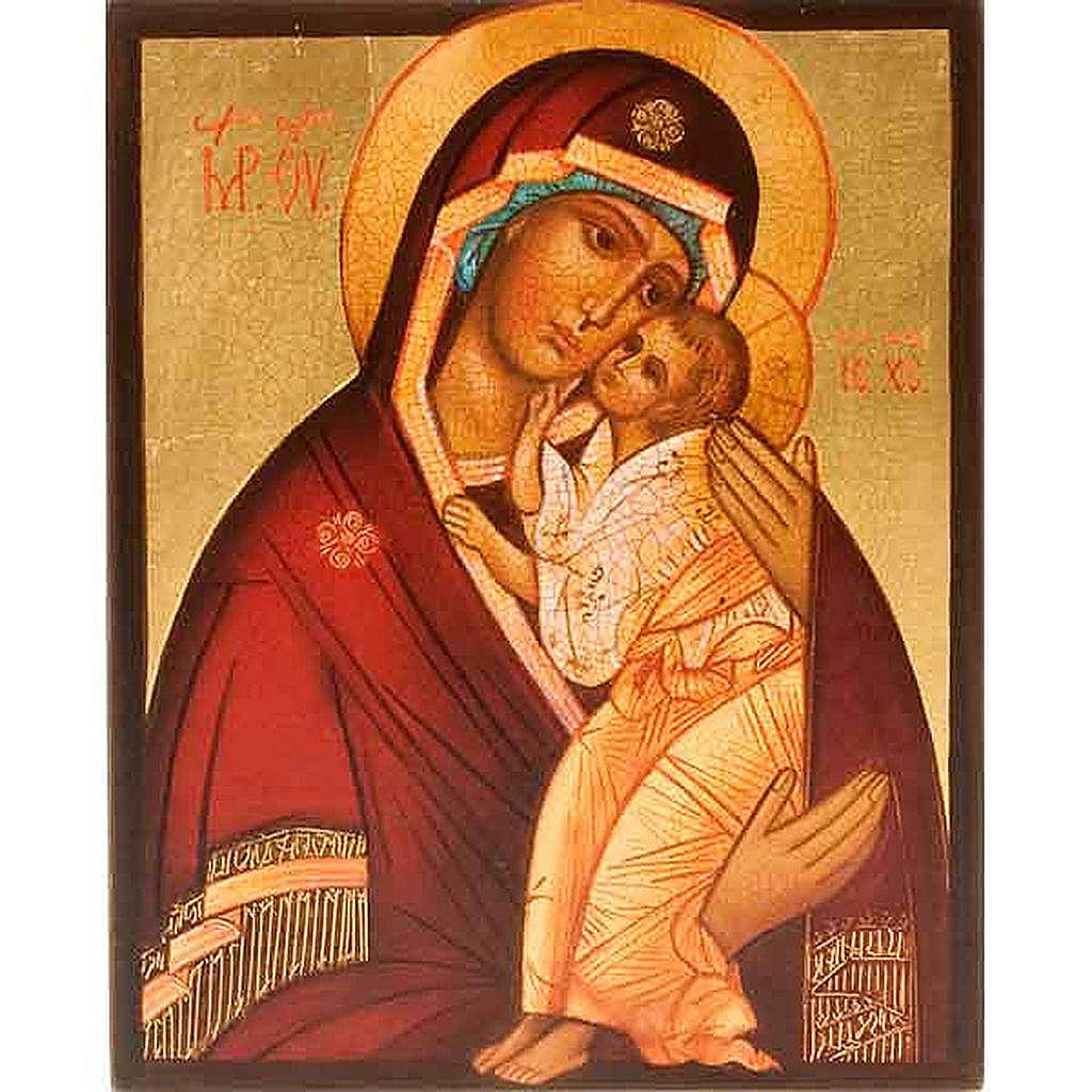 Mother of God Jarostav 4