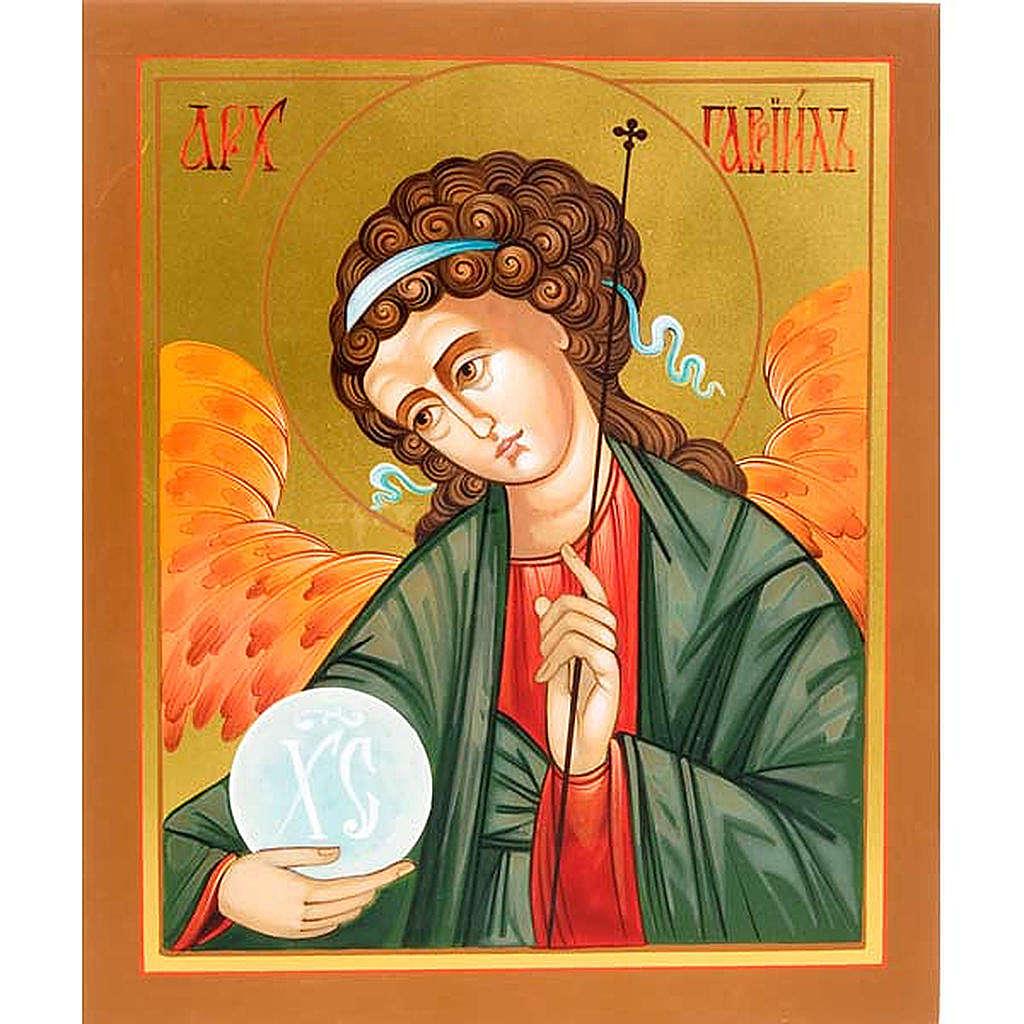 Icona San Gabriele Arcangelo 4