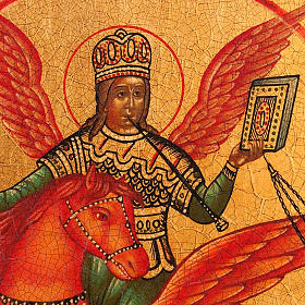 Icona San Michele Arcangelo Russia s4
