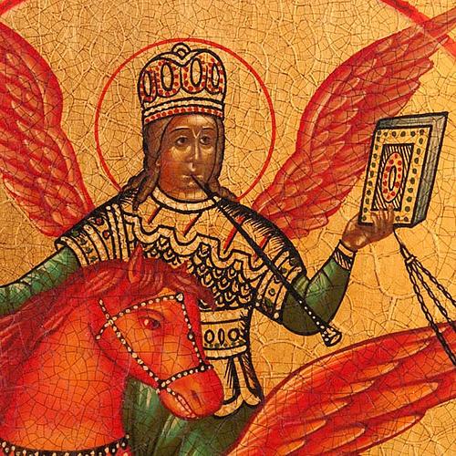 Icona San Michele Arcangelo Russia 4
