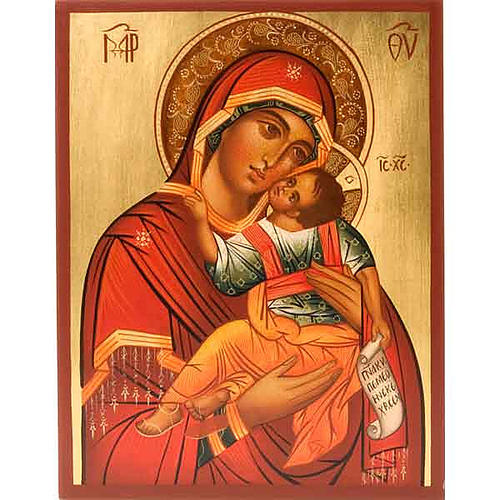 Madre di Dio Glikophilousa 1