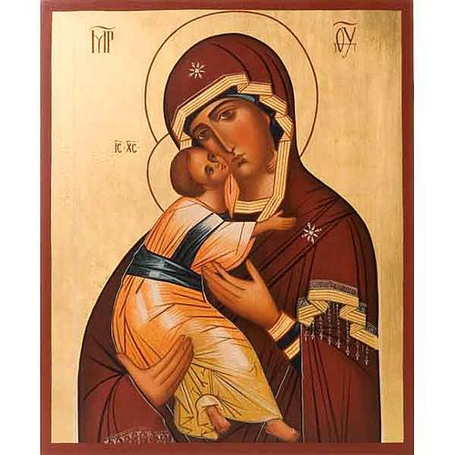 Icona Madre di Dio Vladimir 1