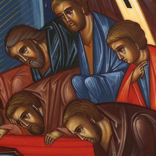 Icona Dormizione di Maria 4