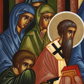 Icon of the Dormition of Mary s5