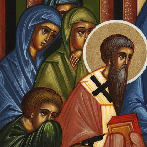 Icon of the Dormition of Mary 5