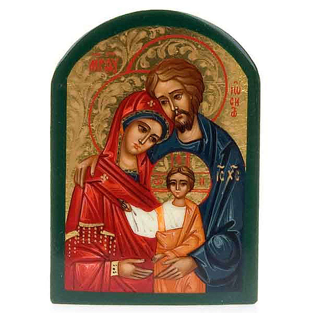 Miniatura Sacra Famiglia 4