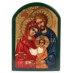 Miniatura Sacra Famiglia s1