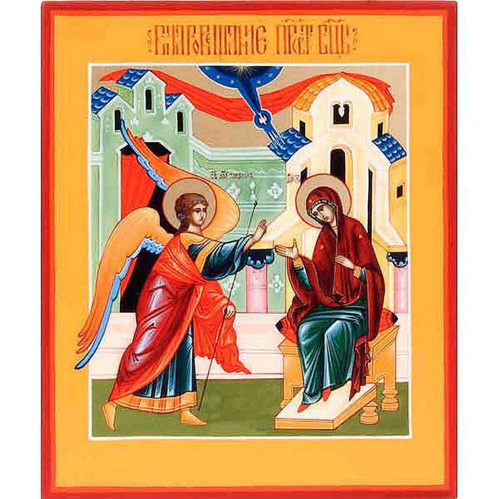 Icona Annunciazione piccola 4