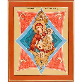 Icona russa Roveto Ardente s1