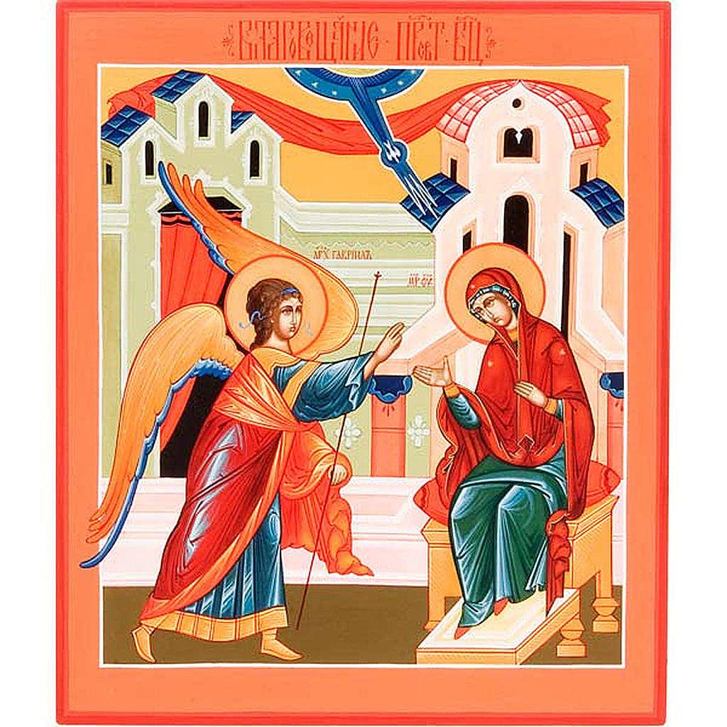 Icona Annunciazione Russia 4