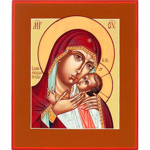 Icona Madre di Dio di Korsun Russia 1