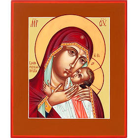 Russian icon, Mother of God of Korsun s1