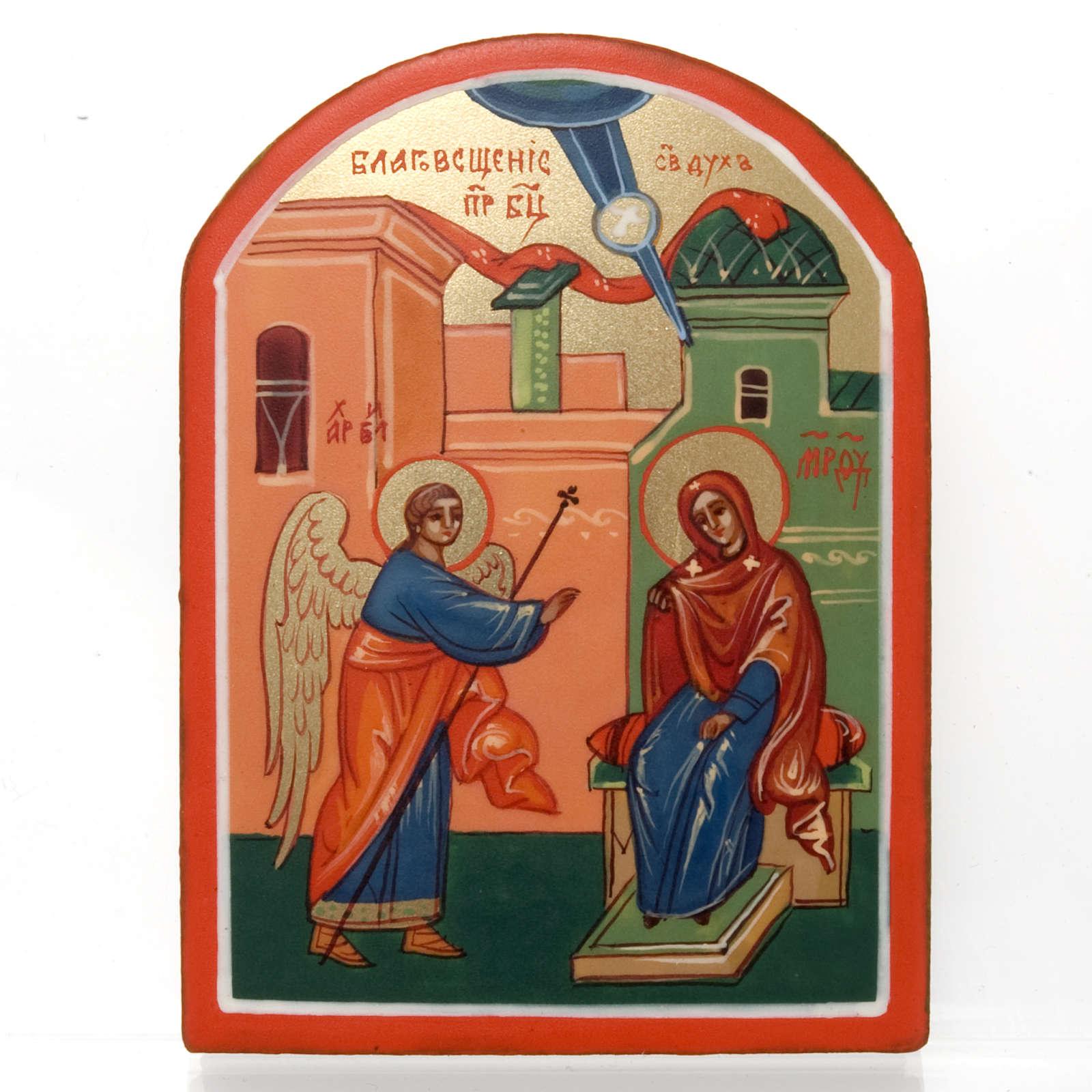 Icona miniatura Annunciazione 4