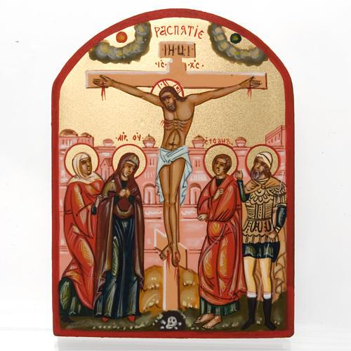 Icona miniatura Crocifissione 1