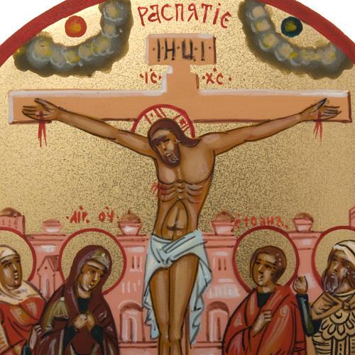 Icona miniatura Crocifissione 2