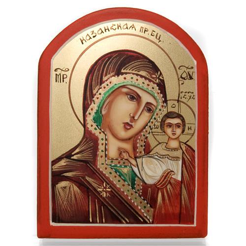 Icona miniatura Madonna Kazan 1