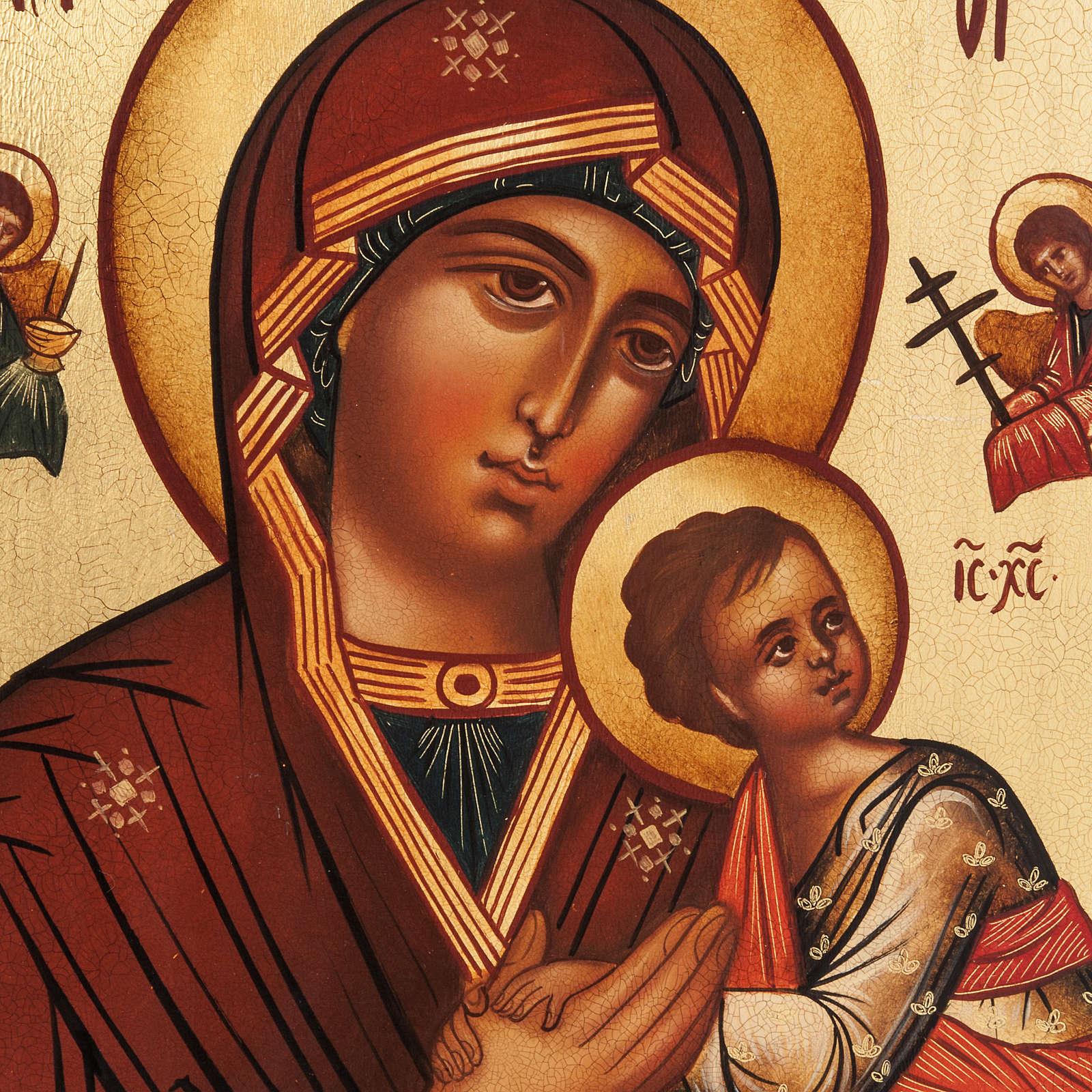 Icona Russa Madonna Perpetuo Soccorso 4