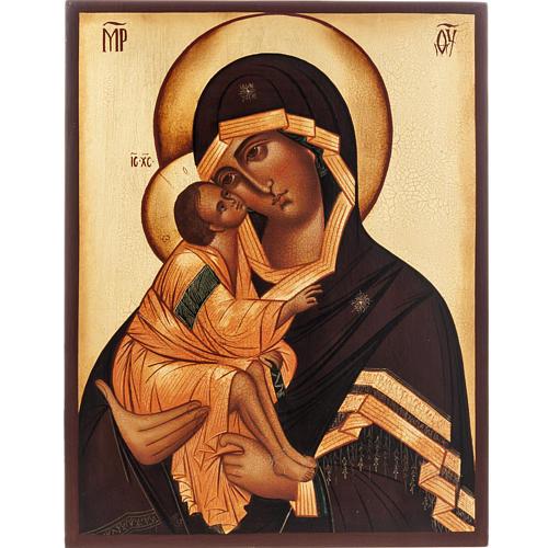 Icona Russa Madre di Dio Donskaja 1