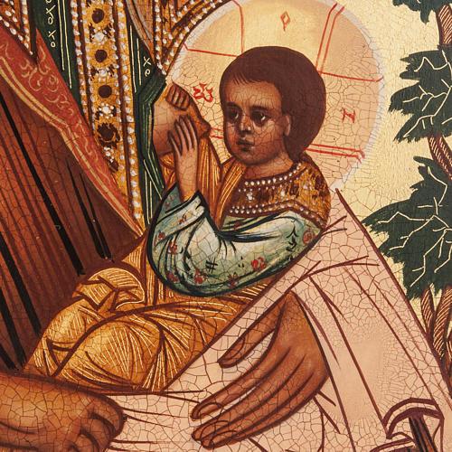Icona Madre di Dio Allattante: la nutrice 2