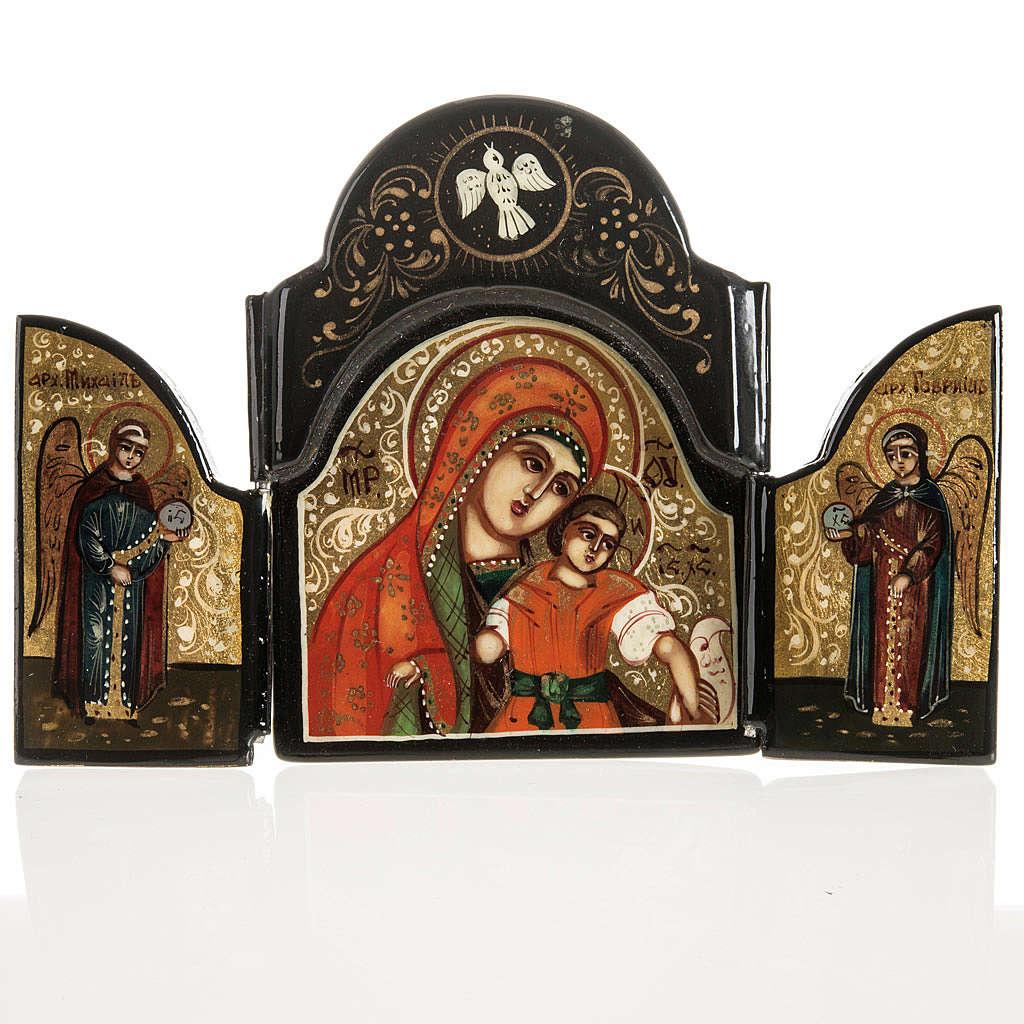 Mini trittico miniatura Mstjora 5x9 4