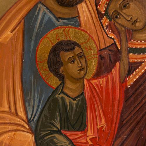 Icona Russia Sacra Famiglia