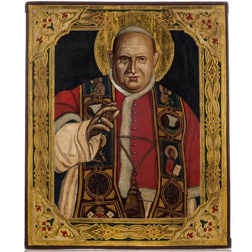 Ícono ruso Papa Juan XXIII 1