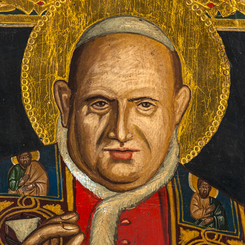 Ícono ruso Papa Juan XXIII 2