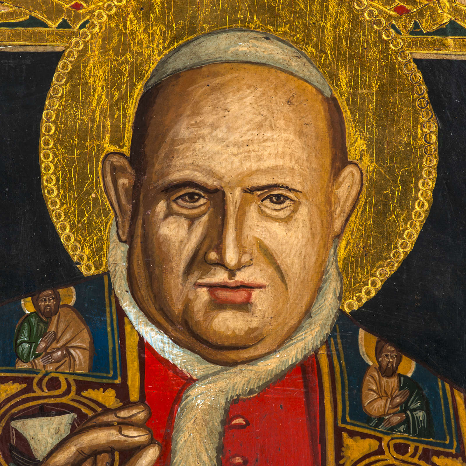 Icona russa Papa Giovanni XXIII 4