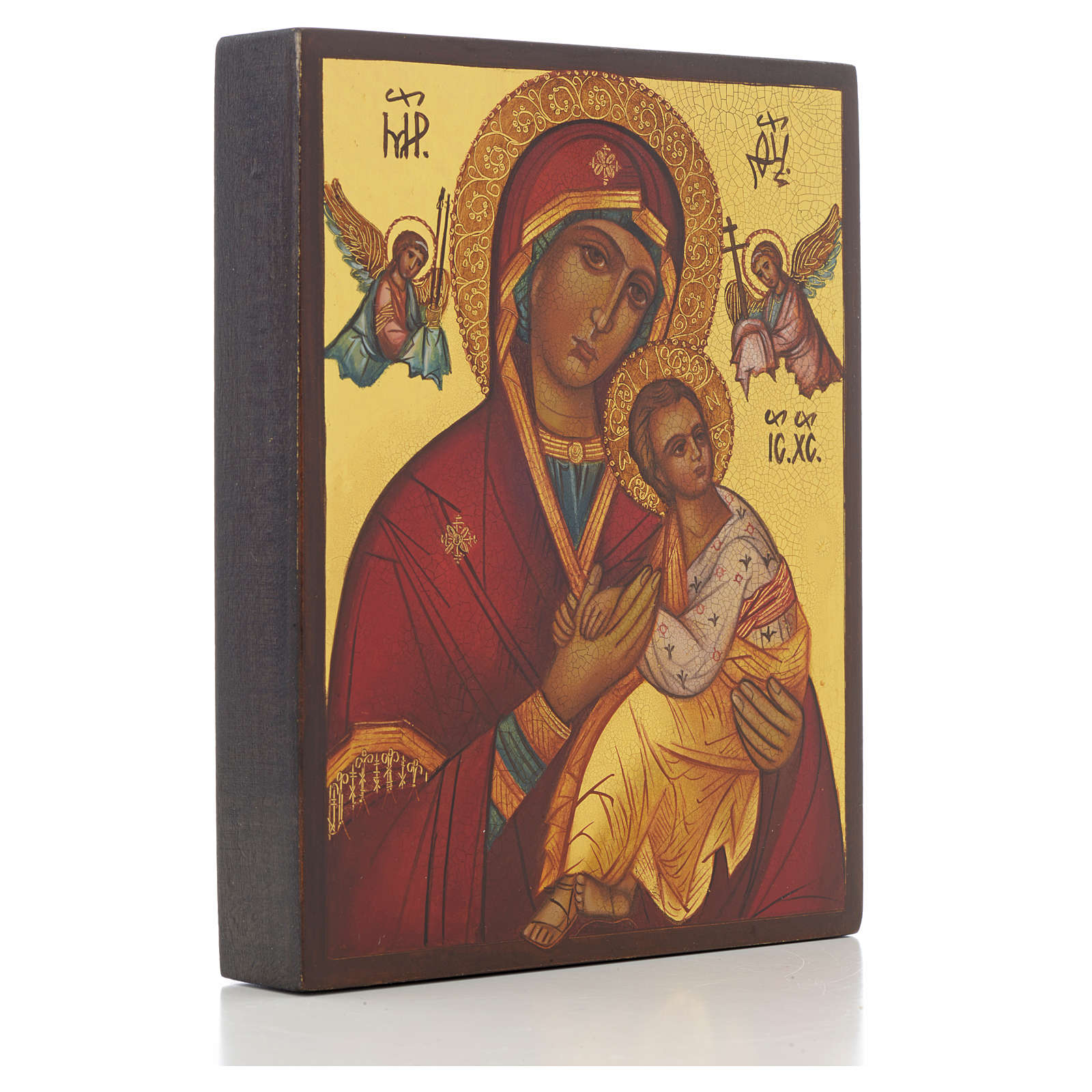 Russian icon, Mother of God Strastnaja (of the Passion) 4