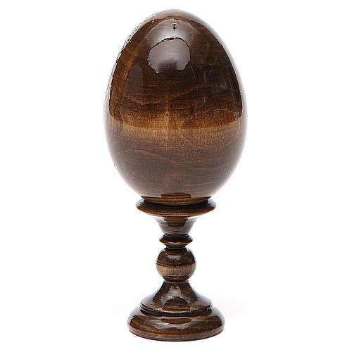 Russian Egg Guardian Angel découpage 13cm 3