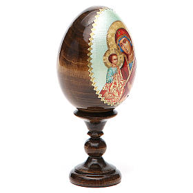 Russian Egg Madonna