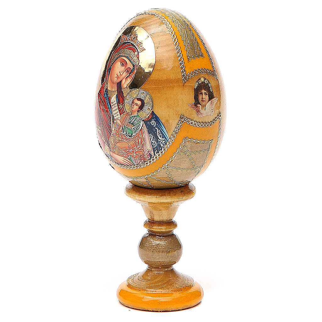 Russian Egg Placate my sadness Fabergè style 13cm 4