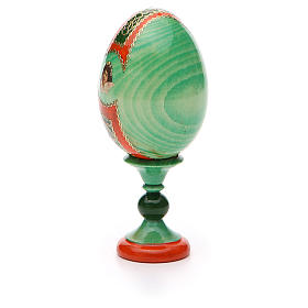 Russian Egg Hope to desperates Fabergè style 13cm s7