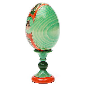 Russian Egg Hope to desperates Fabergè style 13cm s3