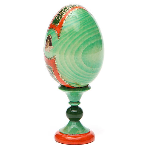 Russian Egg Hope to desperates Fabergè style 13cm 11