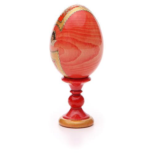 Russian Egg Chenstohovskaya Fabergè style 13cm 7